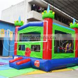 2016 Hotsale 13' inflatable jumping castle inflatable castle type bouncer
