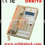 ORBITA antique hotel phone / hotel guest room phone /hotel room telephone /hotel room phone