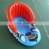 most popular kids cartoon inflatable boats for sale , cartoon inflatable boats with shed