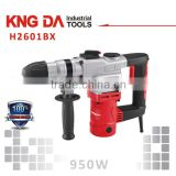 KD2601BX 950W power max bibration drill power tools rotary bush hammer