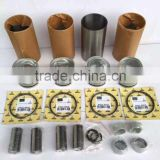 D4D Liner,Piston,Piston ring,Bushing,Clip,Pin (high quality type)