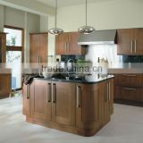 2016 High quality melamine particle board kitchen cabinet