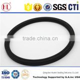 TC 184X208X12 large size Black color Passenger car rear axle double lip NBR oil seal for MAN