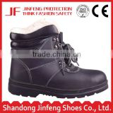 action leather safety footwear steel toe artificial wool safety work shoes liberty industrial winter warm safety shoes