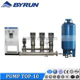 Fully Automatic Variable Speed Water Supply System
