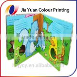 400gsm c1s art strong style color board strong spot uv custom paperback hardcover childrens strong style color book