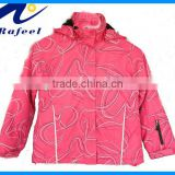 name brand kids ski jacket