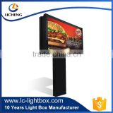 Full size outdoor LED advertising digital billboard with best price