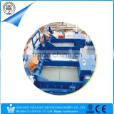 China WLT golden manufacturer linear motion shale shaker/ mud screening machinery/vibrator sieve