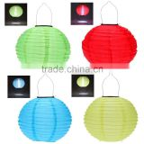 2015 New Solar Powered LED Light Chinese Hanging chinese led bulb light chinese string light