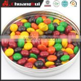 Colourful Bean Choco / 0.44g 10mm Chocolate Bean Bulk Packing