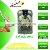 940nm BLUE LED HD gsm mms hunting trail camera