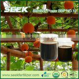 Liquid soil amelioration natural growth enzymes fertilizer