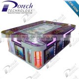 coin operated gambling game machine / gambling slot fishing game machine / fishing game machine card for gambling