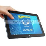 10.6 inch Tablet Cube i7 Stylus OS Win 10 Tablet PC IntelCore M 4GB RAM 64GB ROM 1920*1080 5.0 MP Mini WIFI BT 4500mAh