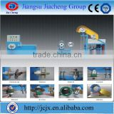 Cable Packing Equipment - Automatic Coiling and Manual Wrapping Machine