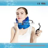 Medical soft inflatable cervical neck collar neck support brace air cervical traction device