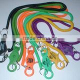 Lobster claw bungee cord lanyard