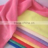 Ultra soft Microfiber fabric/Mirofiber cloth by roll(fairy-68)