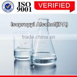 INquiry about We are the largest supplier in mainland China for 99.7% Isopropyl alcohol food grade price