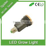 High Efficient Hydroponic 12W COB Plant Grow Lights For Garden Greenhouse And Hydroponic,E27 Full Spectrum Grow Lamp.