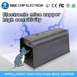 High voltage mice repeller electronic rodent trap