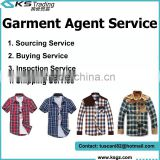 Export Garments Professional Guangzhou Sourcing Agent in China