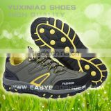 Lovers outdoor hiking traveling Climbing Shoes waterproof wear-resisting skid resistance