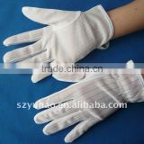 ESD PVC Dotted Glove