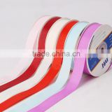 Wholesale 100% Polyester Colorful Grosgrain Ribbon for Hair Bows