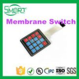 Smart Electronics Rubber keypad and keyboard / PCB membrane switch manufacturing