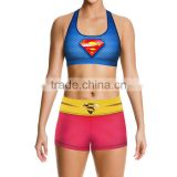 Most Popular Attractive Style with Different Colors Custom Yoga Set