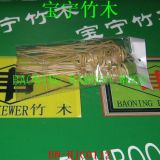 bamboo ring skewer12cm