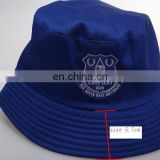 blue bucker cap/promotion cap/bucket cap