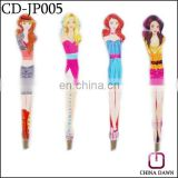 beauty girl shaped eyebrown individual tweezers CD-JP005