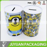 christmas gift money tin can/recycling money tin can
