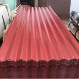 building PPGI corrugated steel sheet