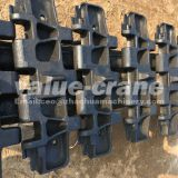 Kobelco P&H5035 track shoe  track pad track plate for crawler crane undercarriage parts Kobelco P&H7035