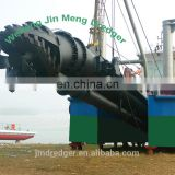 China Sand Cutter Dredger for River Clay Desilting or Sea Sand Dredging