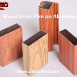 WOOD GRAIN SUBLIMATION TRANSFER FILM&PAPER USED FOR STEEL DOOR OR ALUMINUM PROFILE