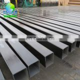 china square hollow iron black square steel tube pipe