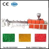 Engineering plastic extruder granulator