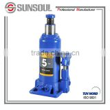 Hydraulic Body Jack Lift Truck Machine Used For Tire Repair