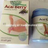 I'm very interested in the message 'Natural Acai Berry Herbal Slimming Soft Gel' on the China Supplier