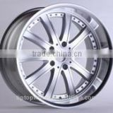 replica alloy wheel guangzhou cast wheel 5x120 car rims wheels fit for BMW