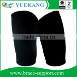 ISO Approved Neoprene Thigh Support, Compression Thigh Sleeve for Weight Lifting, Crossfit, Powerlifting