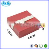 Accept Custom Order and Display Industrial Use cardboard pink gift box