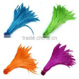 wholesale natural rooster feather costumes
