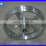 T6 aluminum alloy wheel rim used for motorcycle wheel