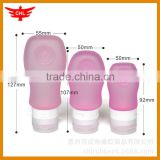 Liquid silicone packing bottle,high quality liquid silicone packing bottle,food grade liquid silicone packing bottle